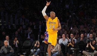 """LeBron, sobre el mal momento de Kobe: """"No tiene que ver con su edad"""""""