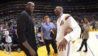 Kobe Bryant: «Shaq podía haber sido el mejor de todos los tiempos»