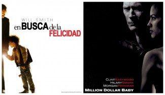 El otro camino hacia el oro de España: En Busca de la felicidad, Million Dollar Baby…