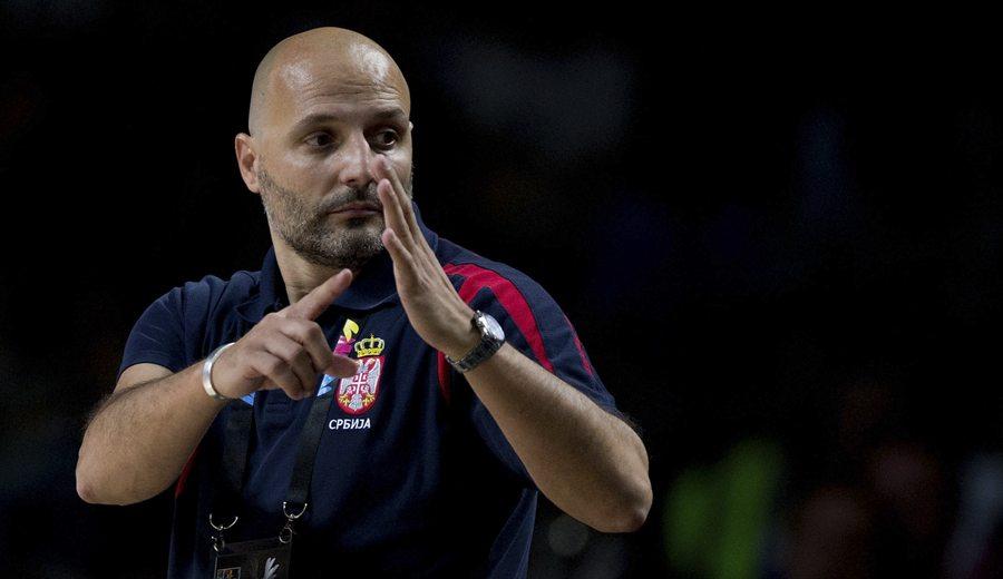 Djordjevic, ante el debut del sábado: «El partido contra España es el más importante»