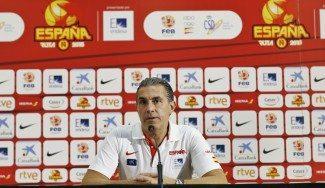 Scariolo anuncia la lista de España para los Juegos. Sigue el acto, aquí (Streaming)