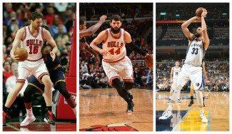 Los dos Gasol y Mirotic, protagonistas del Top10 de jugadas de europeos NBA 2014-15 (Vídeo)