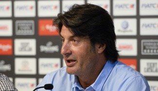 """Villacampa, tras la paliza al Joventut en Andorra: """"Pido disculpas a los aficionados"""""""