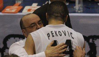 Pekovic entra fuerte en la presidencia del Partizan: Vujosevic, fuera. Bozic, sustituto