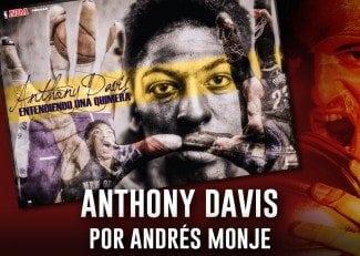 Anthony Davis, el nuevo icono de la NBA, en tu Gigantes de septiembre