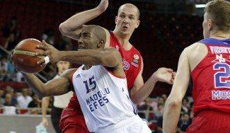 Granger se sale en Turquía. MVP de la Tubad Cup ante CSKA, Galatasaray y Banvit (Vídeo)
