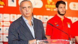"""Sáez, tajante: """"Este año deberían bajar 3 equipos de la ACB"""". ¿Conflicto a la vista?"""