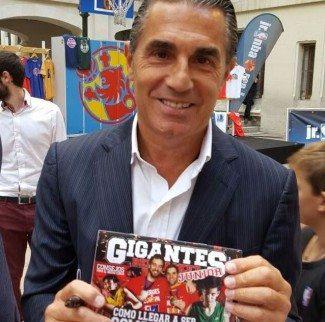 El técnico que hizo Campeón de Europa a España, nuevo 'Gigante Junior'