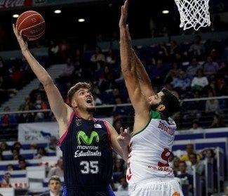 """El 'Primo de Zumosol', ambicioso: """"Quiero tener minutos importantes en la ACB"""""""