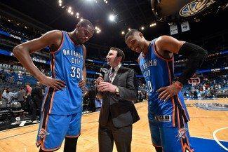 Exhibición en Orlando. Westbrook y Durant meten 91 puntos a los Magic tras 2 prórrogas (Vídeo)
