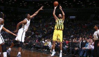 """Gigi Datome. """"Elegí el Fenerbahçe en vez de la NBA por Obradovic. Es el Mourinho del basket"""""""