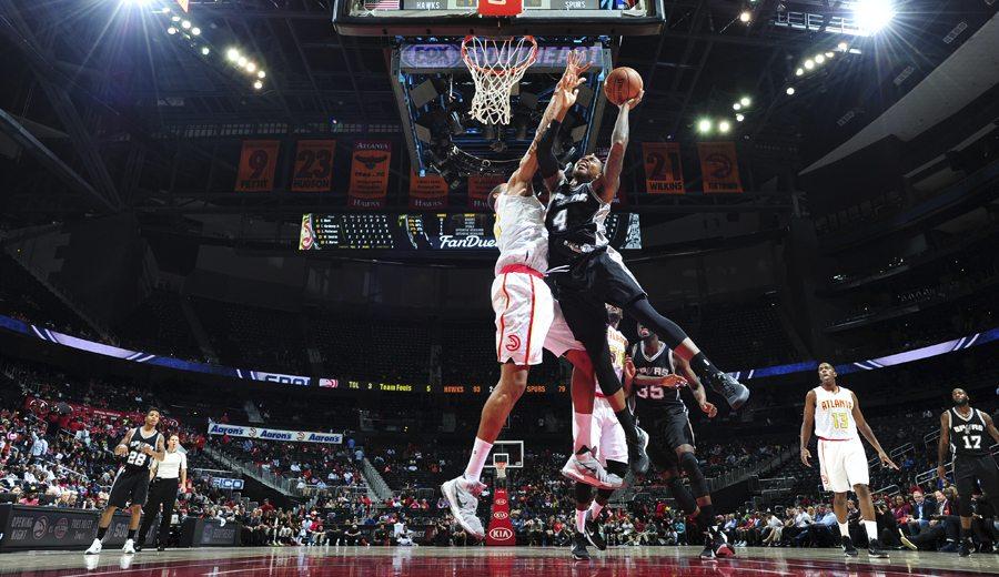 Los Spurs cortan a DeShaun Thomas. ¿De vuelta a Europa?