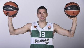 Dimitris Diamantidis considera al Baskonia y Macijauskas sus peores rivales