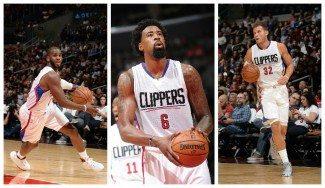 El tridente de los Clippers empieza a carburar en el 1er partido de la pretemporada (Vídeo)