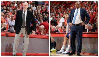 Popovich y Doc Rivers, principales candidatos a sustituir a Coach K en USA Basketball