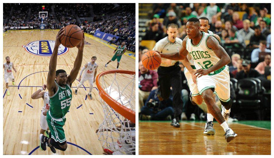 Dos jugadores de los Celtics podrían haber participado en las fiestas sexuales de Louisville