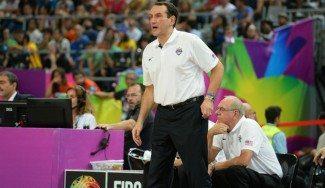 Coach K dejará la Selección USA tras los Juegos de Río