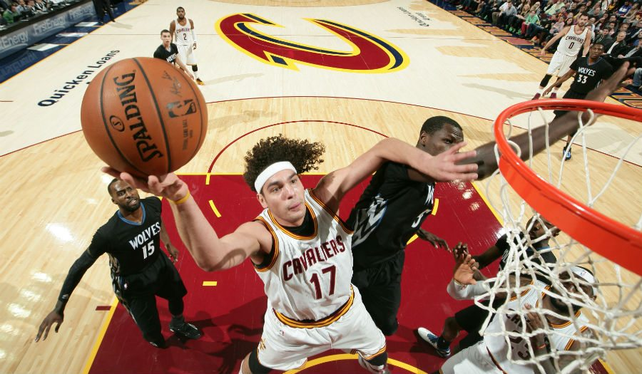 Varejao vuelve a firmar por un equipo NBA dos años después