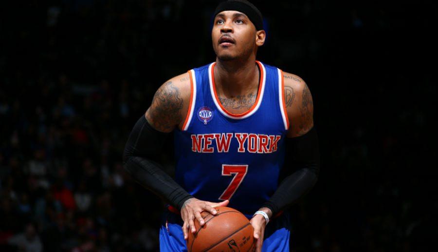 Carmelo, declaración de intenciones: «Me voy a quedar mucho tiempo en los Knicks»