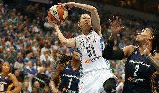 Lynx vs Fever. Final WNBA empatada con una Anna Cruz como gran revulsivo (Vídeo)