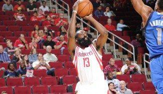 """James Harden: """"Quiero acabar mi carrera en los Rockets"""""""