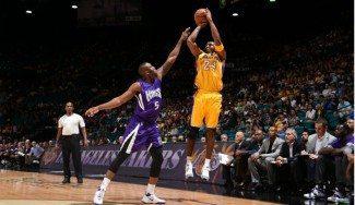 """Kobe, tras meter 21 puntos y perder: """"Mis piernas no están como solían. Seguiré luchando"""""""