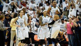 Anna Cruz hace historia. 2ª española en ganar el anillo de la WNBA. Fowles, MVP (Vídeo)