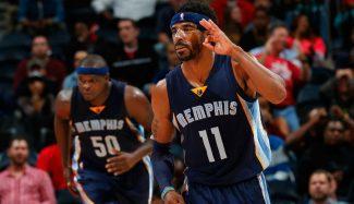 Los Grizzlies de Marc ganan a los Hawks y siguen invictos. Conley decide con este triple