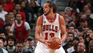¿NY Bulls? Los Knicks complacen a Rose con el fichaje de Joakim Noah. Y suena Wade