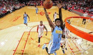 De China a los Nuggets. Ojo a los highlights del debut NBA de Mudiay (Vídeo)