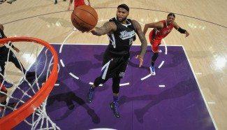«Odio a los Clippers». DeMarcus Cousins (Kings), frustrado tras meter 32 puntos y perder (Vídeo)