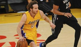 """Los Lakers renuevan dos años a Huertas y hacen oficial al """"tirador de élite"""" Calderón"""