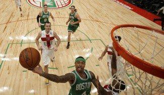 Recital de los Celtics en Milán. Repesa: «Increíble cómo han jugado tras unos días juntos» (Vídeo)
