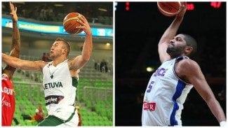 Motiejunas y Batum se pican en Twitter por la rivalidad de sus selecciones en el Eurobasket