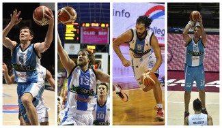 Jasaitis, Nicevic, Ilievski, Basile… Viejos rockeros al servicio de la Orlandina