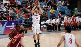 Japón tumba a Qatar y pasa a semis del FIBA Asia 18 años después (Vídeo)