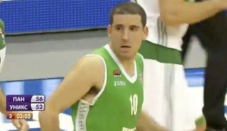 Quino Colom brilla ante el Panathinaikos. Flipa con sus conexiones con Parakhouski (Vídeo)