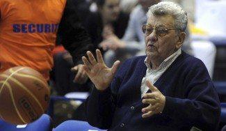 Adiós a Ranko Zeravica, histórico campeón olímpico y mundial ex CAI y Barcelona