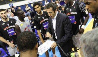 Fin a la experiencia de Rigaudeau en los banquillos: dimite como entrenador de París Levallois
