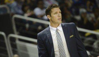 """Luke Walton, nuevo técnico de los Lakers: """"Una oportunidad así no pasa a menudo"""""""