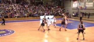 Un parcial de ¡22-0! en ocho minutos hunde al Girona en Bélgica (Vídeo)