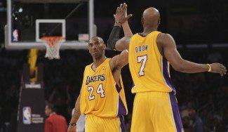 Kobe, afectado. Visita el hospital en el que está ingresado Lamar Odom