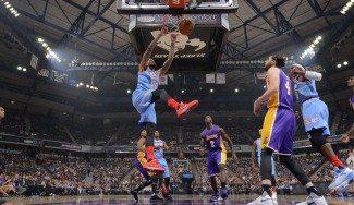 Los Lakers, vapuleados en Sacramento (132-114). Rondo y Cousins se ponen las botas (Vídeo)