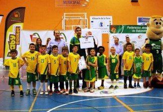 Málaga respira baloncesto, ¡45 equipos en Babybasket esta temporada!