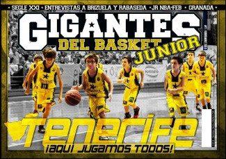Gigantes Junior se tiñe de amarillo este mes. ¡Tenerife, aquí jugamos todos!