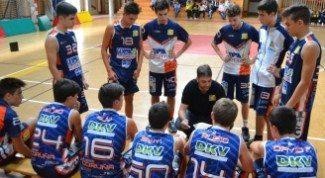 Básquet Coruña vuelve a la élite en Cadete Masculino