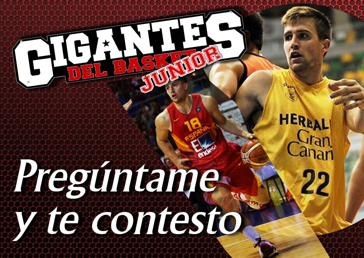 ¿Qué internacional español participará en la próxima Gigantes Junior?