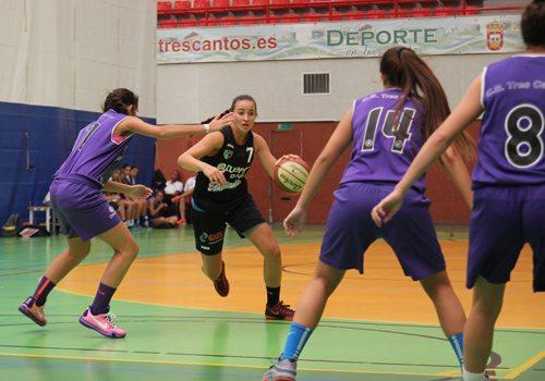 Rivas continúa con su reinado. Imbatido en Junior Femenino de Madrid tras cinco jornadas
