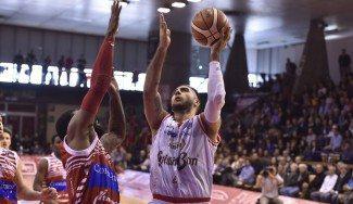 Aradori, el mejor nacional de la Lega. MVP de la 5ª jornada con 33 de valoración (Vídeo)