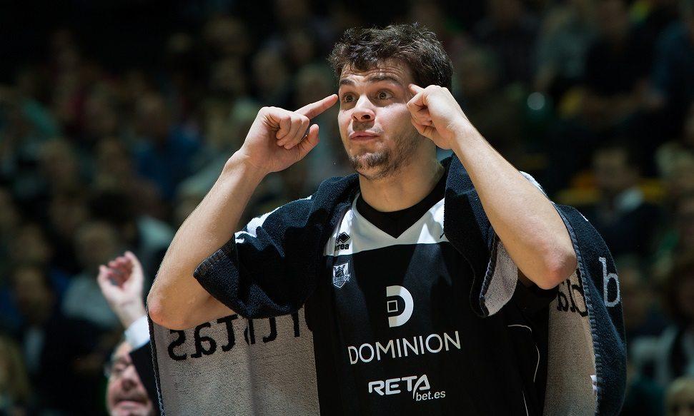Precaución. El Bilbao Basket no viaja a París para su partido de Eurocup